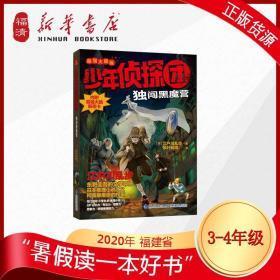 独闯黑魔营——少年侦探团 2020年福建省暑假读一本好书