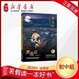 黑荒丘 2020年福建省暑假读一本好书 新华书店正版