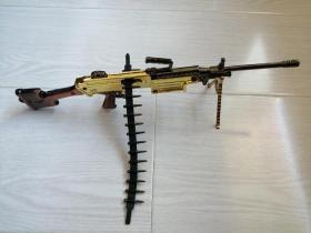 《玩具枪 机枪 金属》