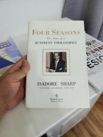 Four Seasons: The Story of a Business Philosophy四季酒店:云端筑梦