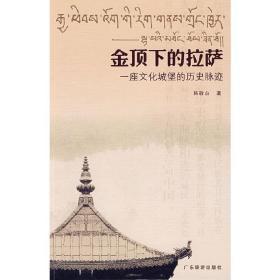 金顶下的拉萨:一座文化城堡的历史脉迹 韩敬山 著 9787807660903 广东旅游出版社 正版图书