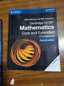 Cambridge IGCSE® Mathematics Core and Extended Courebook Second Edition