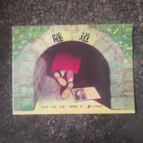 隧道:蒲蒲兰绘本馆(平装绘本)