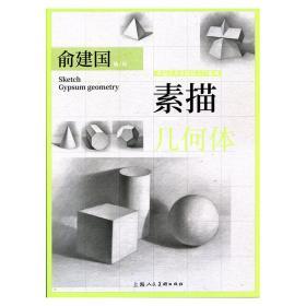新书--零起点美术技法入门系列:素描·几何体