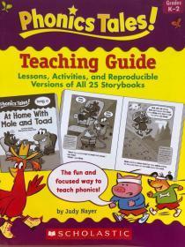 phonics Tales! Teaching Guide