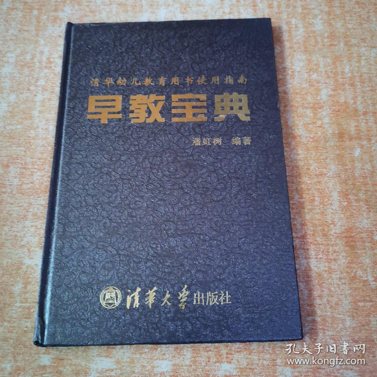 清华幼儿教育用书使用指南.早教宝典