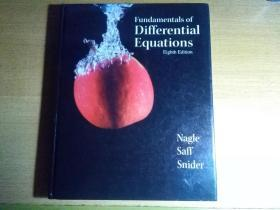 Fundamentals of Differential Equations 微分方程基础