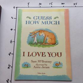Guess How Much I Love You 猜猜我有多爱你