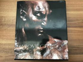 ABOVE CLOUDS【在云上】雕塑.精装.大16开.原版书.任哲签名本