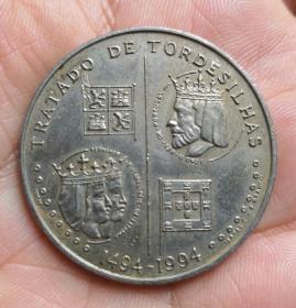 1994年200元紀念幣一枚(保真)