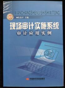 现场审计实施系统审计应用实例==