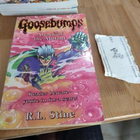 Goosebumps:Attack of the Mutant