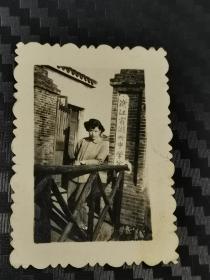 早期浙江湖州中学照片