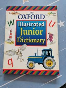The OXFORD illustrated Junior Dictionary(英文版)