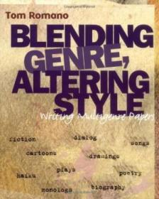 Blending Genre, Altering Style