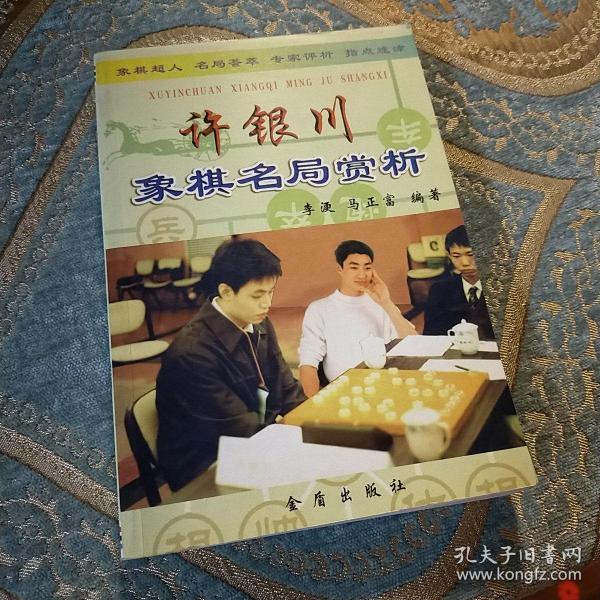 许银川象棋名局赏析