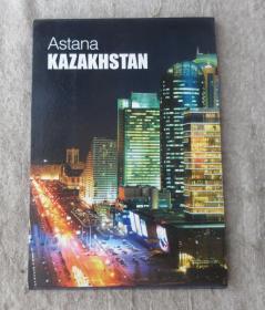 Astana KAZAKHSTAN(32开大小 国外明信片 1套24张)