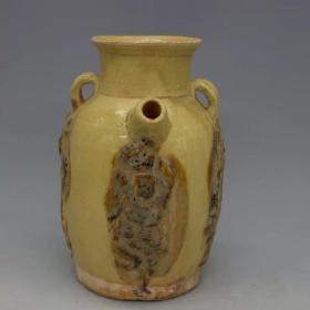 唐代长沙窑执壶