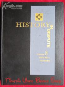 History in Dispute, Volume 8: World War I, First Series(英语原版 精装本)争议中的历史,第8卷:第一次世界大战,第一辑