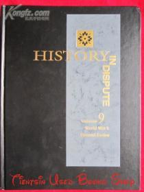 History in Dispute, Volume 9: World War I, Second Series(英语原版 精装本)争议中的历史,第9卷:第一次世界大战,第二辑