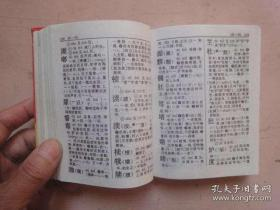 新华字典 1998 商务印书馆