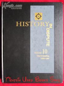 History in Dispute, Volume 10: The Crusades, 1095 to 1291(英语原版 精装本)争议中的历史,第10卷:十字军东征,1095至1291年
