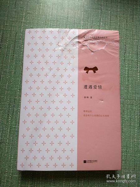 遭遇爱情/鲁迅文学获奖者小说丛书