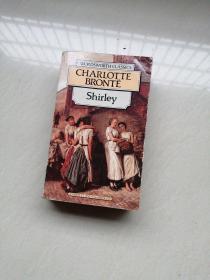 Shirley (Wordsworth Classics) 雪莉 9781853260643