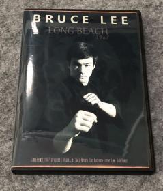 李小龙dvd(1967长堤空手道大会特辑)复刻版 bruce lee