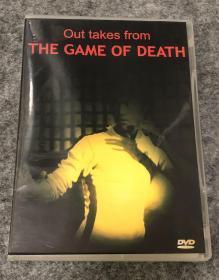 李小龙《死亡的游戏》足本花絮dvd (复刻版)bruce lee