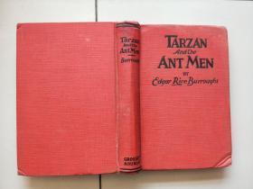 TARZAN   AND  THE  ANT  MEN【有水印】
