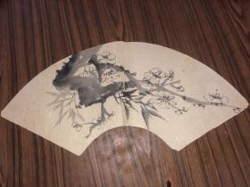 佚名绘画作品1张 梅花