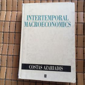INTERTEMPORAL MACROECONOMICS