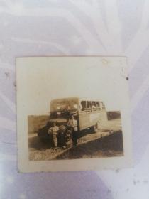 民国军车老照片