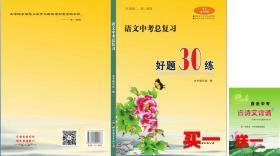 语文中考总复习(好题30练)
