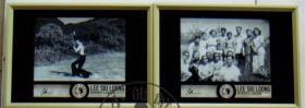 李小龙《龙的记忆》1+2限量版相框(李振辉亲笔签名附独立编号)