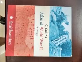 Collins Atlas of World War II 柯林斯第二次世界大战地图集
