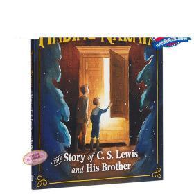 纳尼亚传奇故事 Finding Narnia 故事书 想象力拓展 魔法 桥梁书 7~12岁 英文原版