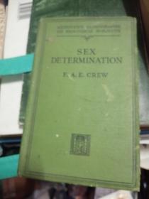 1946年版SEX DETERMINATION私藏