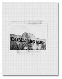 【现货】Robert Frank: Come Again