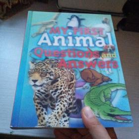My First Animal Questions And Answers  外文以图为准