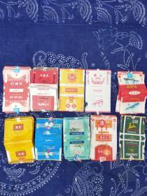 55张特殊少见少有的老烟标,全部保老保真,品相保存可以,收藏展览佳品美品。