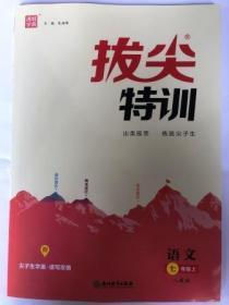 通城学典·拔尖特训:语文(七年级上人教版)