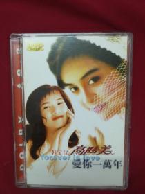 DVD一韩宝仪,高胜美,爱你一万年