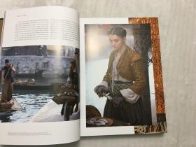 权力的游戏服装道具设定集豪华限量编号签名版 Game of Thrones: The Costumes limited edition