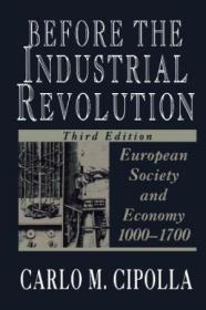 Before The Industrial Revolution