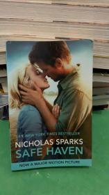 Safe Haven爱情避风港 英文版 / Nicholas Sparks(尼古拉斯·斯帕克思) 著 / Grand Central9781455523542