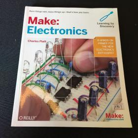 Make: Electronics:Learning Through Discovery