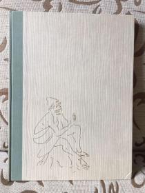 Eclogues of Virgil 《维吉尔的牧歌》Heritage 1960年出版 超大开本 C.S.calverley英译 vertes插画