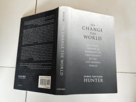 TO  CHANGE  THE   WORLD{有铅笔划线}